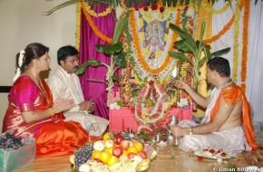 Satyanarayana and Guru Pooja 28-09-2012 161