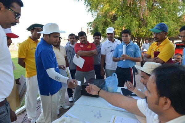 Oman Billawas Cricket Tournamnet - 29-11-2013 03