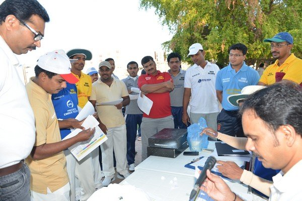 Oman Billawas Cricket Tournamnet - 29-11-2013 04