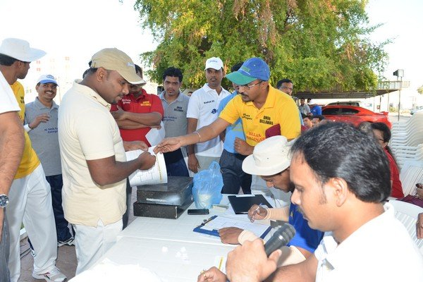 Oman Billawas Cricket Tournamnet - 29-11-2013 05