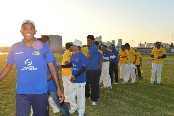Oman Billawas Cricket Tournamnet - 29-11-2013 141