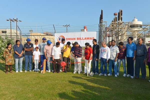Oman Billawas Cricket Tournamnet - 29-11-2013 18