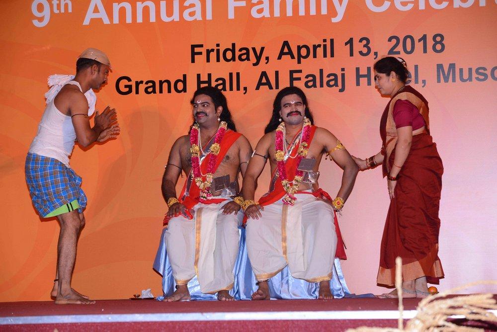 Oman Billawas 9th Annual Family Celebrations 343