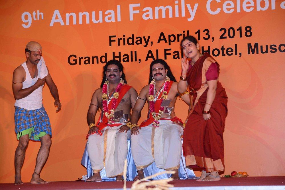 Oman Billawas 9th Annual Family Celebrations 344